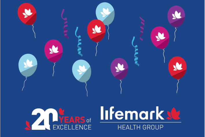 200+ Lifemark clinics in 20 years