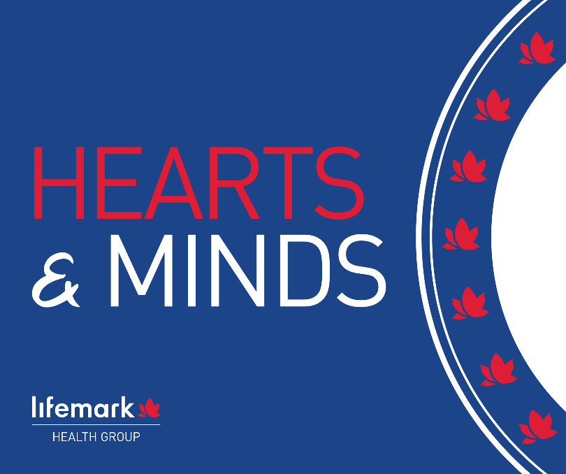 Lifemark Hearts & Minds Award
