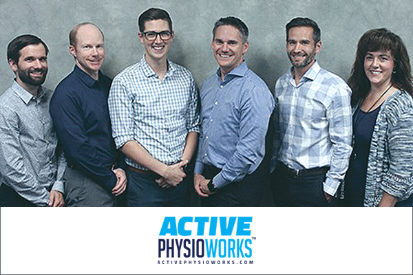The Active Physio Works team