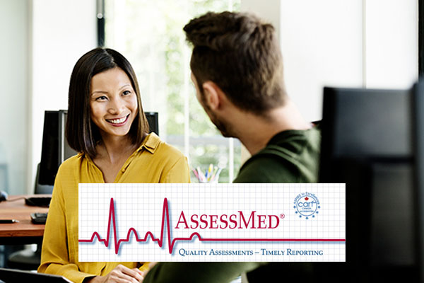 AssessMed and Lifemark