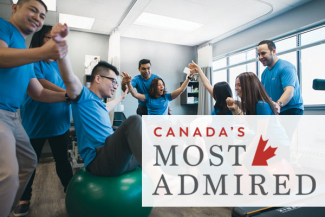 Canada Most Admired
