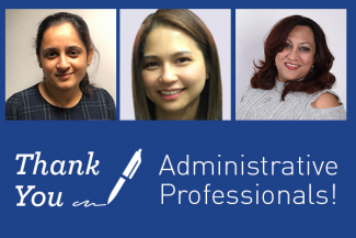 Admin Professionals Day Banner Image